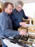 Kurs i identifisering og bevaring av eldre fotografisk materiale