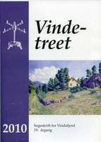 Vindetreet. Sogeskrift for Vindafjord 2010