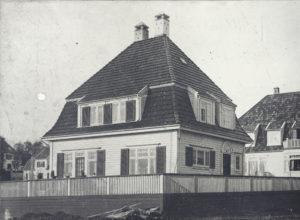 Erling Skjalgssons gate 20, rett bak Kunstforeningen. Foto: Waldemar Eide